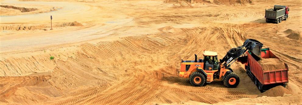 Песочный карьер